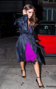 модные пальто из блестящей ткани фото (6)