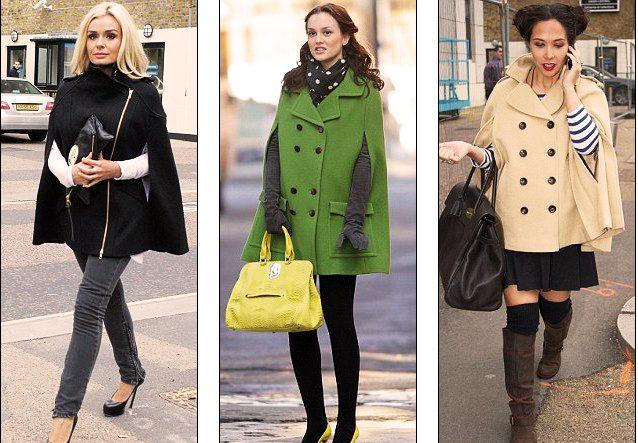 модные пальто осень-зима 2016-2017 фото (10)