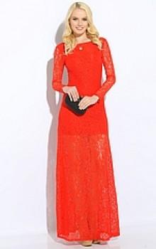 модные трикотажные платья 2017 года фото (2)