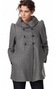 пальто в стиле милитари фото (1)