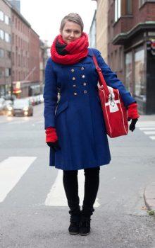 пальто в стиле милитари фото (11)