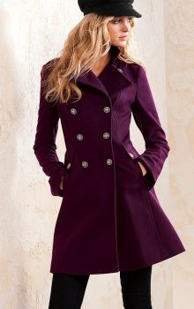 пальто в стиле милитари фото (12)