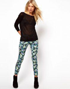 принты на джинсах фото (1)