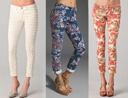 принты на джинсах фото (2)