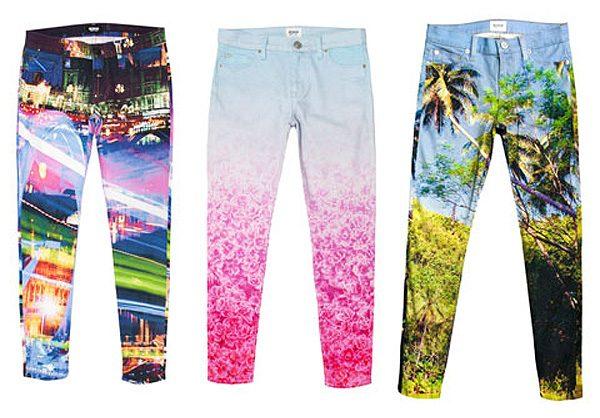 принты на джинсах фото (7)