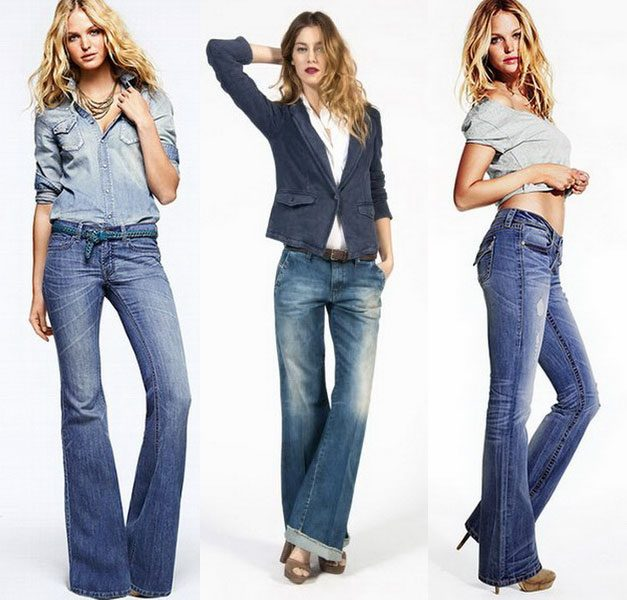 с чем носить джинсы в 2017 фото (7)