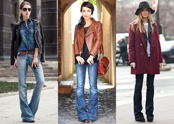 с чем носить джинсы в 2017 фото (8)