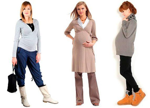 мода для беременных 2017 фото (11)
