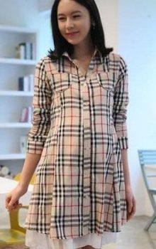 мода для беременных 2017 фото  (8)