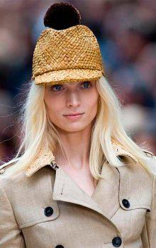 модные кепки, шляпы, береты 2017 фото (10)