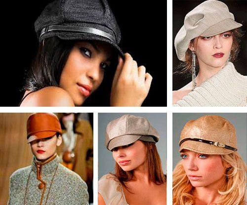 модные кепки, шляпы, береты 2017 фото (29)
