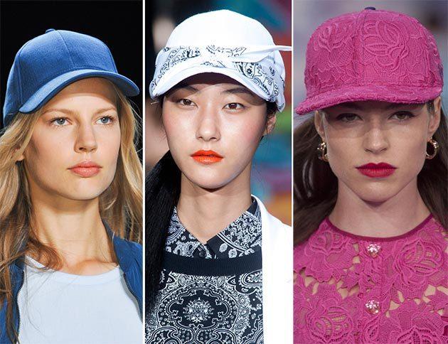 модные кепки, шляпы, береты 2017 фото (30)