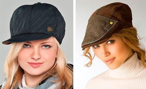 модные кепки, шляпы, береты 2017 фото (5)