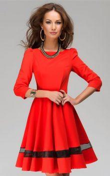 модные офисные платья 2017 фото (6)