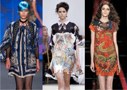 модные платья 2017 фото (3)