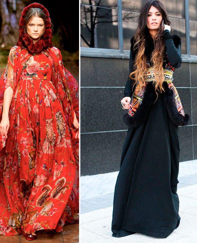 модные платья оверсайз 2017 фото (9)