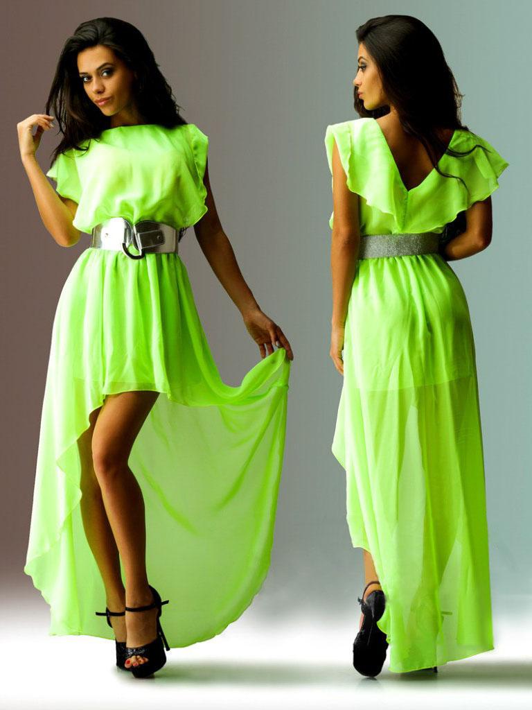 Шифоновые платья и цена