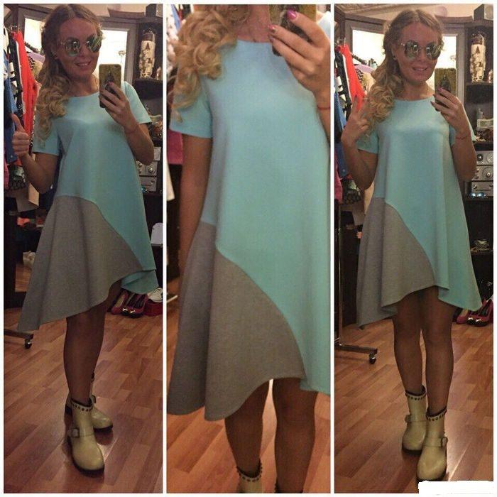 модные повседневные платья 2017 фото (7)