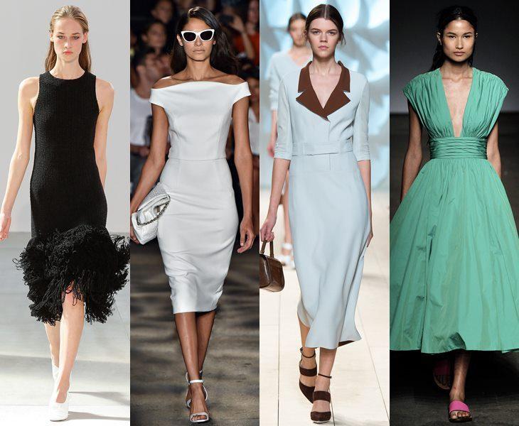 модные ретро платья 2017 фото (12)