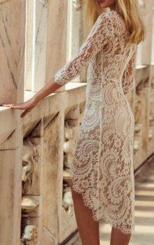 модные шифоновые платья 2017 фото (1)