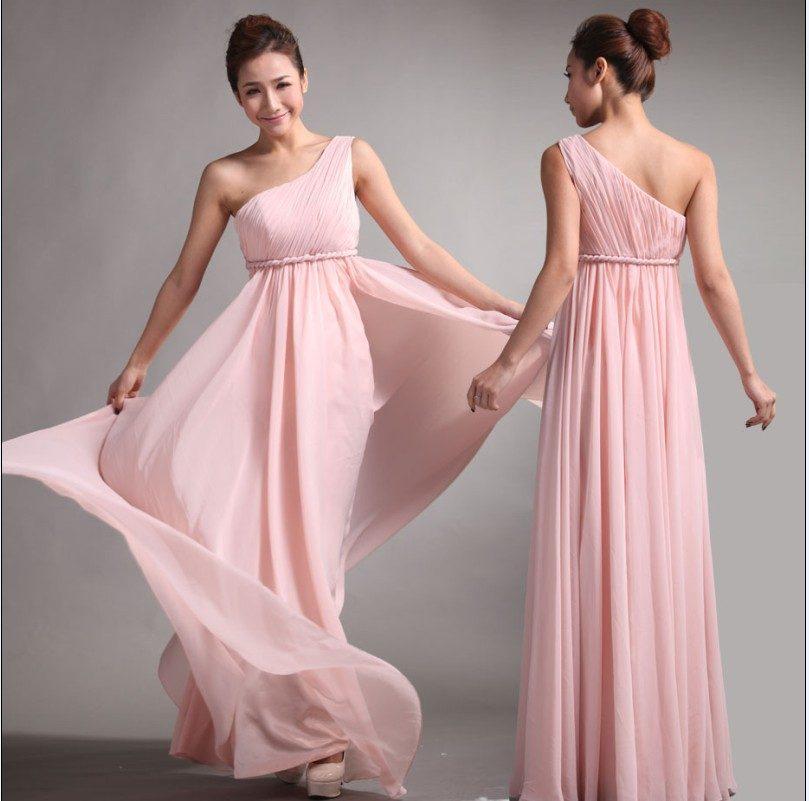 модные шифоновые платья 2017 фото (10)