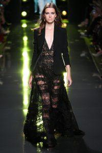 модные шифоновые платья 2017 фото (23)