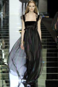модные шифоновые платья 2017 фото (3)