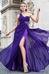 модные шифоновые платья 2017 фото (47)