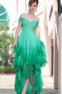 модные шифоновые платья 2017 фото (56)