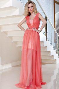 модные шифоновые платья 2017 фото (60)