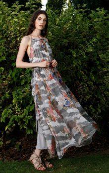 модные шифоновые платья 2017 фото (66)