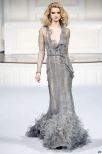 модные шифоновые платья 2017 фото (8)