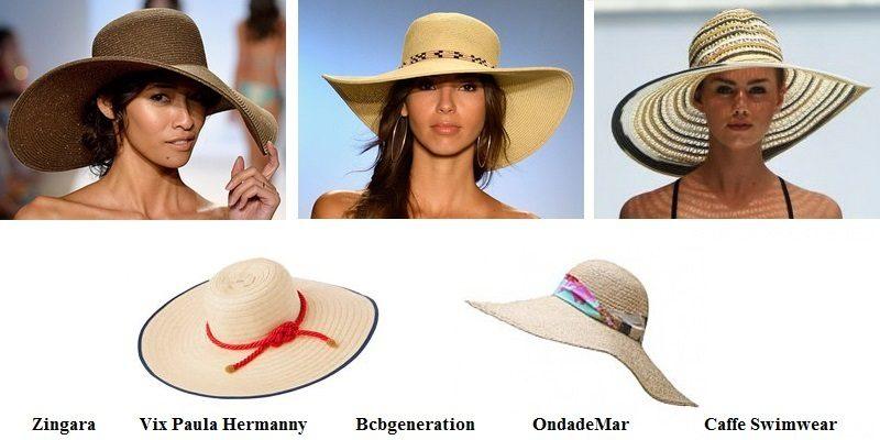 модные шляпы, кепки и береты 2017 фото (2)