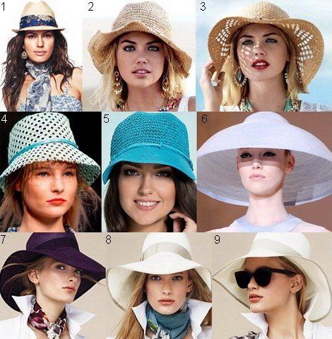 модные шляпы, кепки и береты 2017 фото (38)