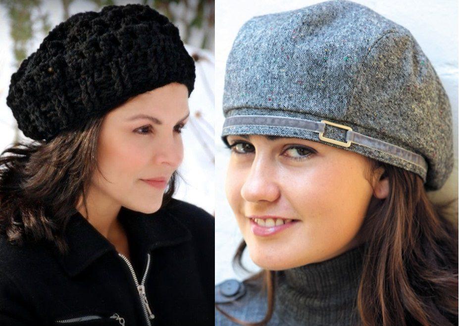 модные шляпы, шапки, береты 2017 фото (13)