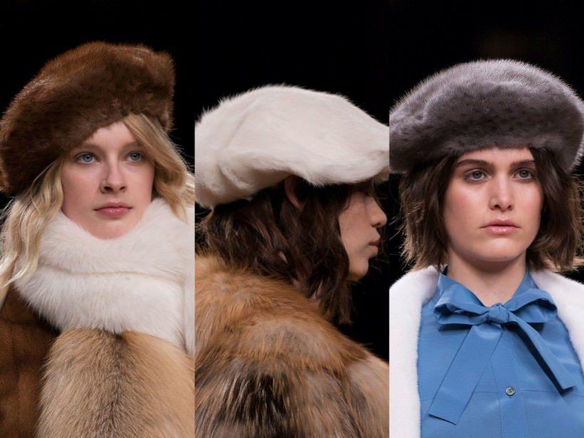 модные шляпы, шапки, береты 2017 фото (31)