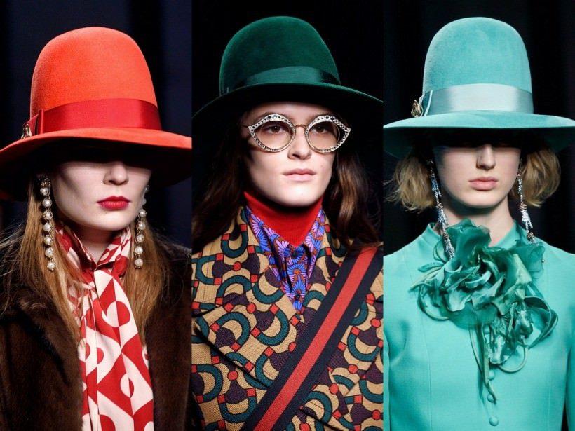 модные шляпы весна 2017 фото (14)