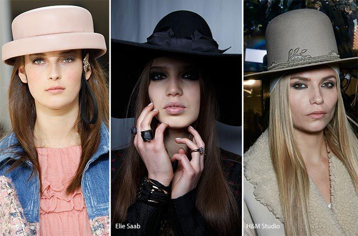 модные шляпы весна 2017 фото (2)
