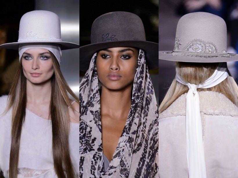 модные шляпы весна 2017 фото (26)