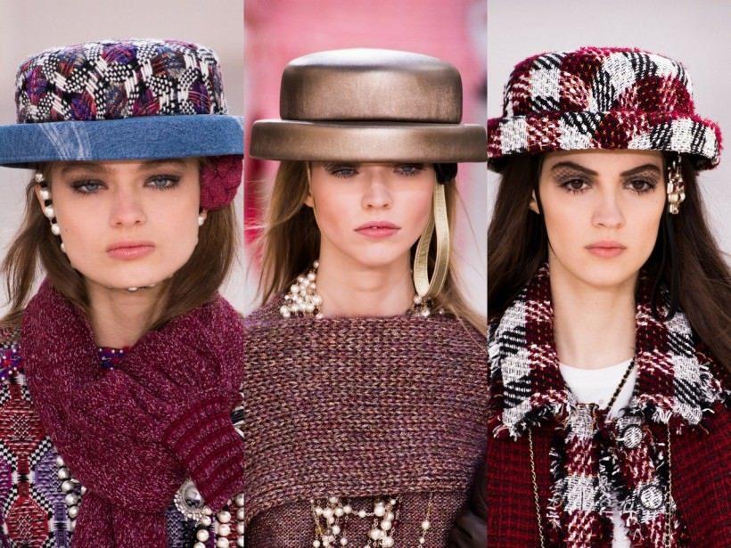 модные шляпы весна 2017 фото (9)