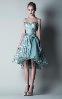 модные вечерние платья 2017 фото (1)
