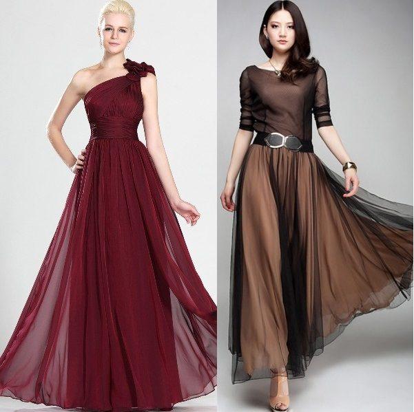 модные вечерние платья 2017 фото (10)