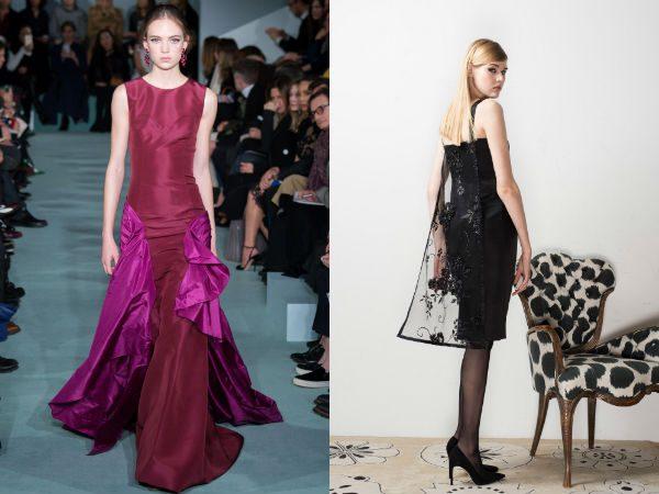модные вечерние платья 2017 фото (17)