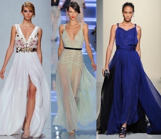 модные вечерние платья 2017 фото (19)