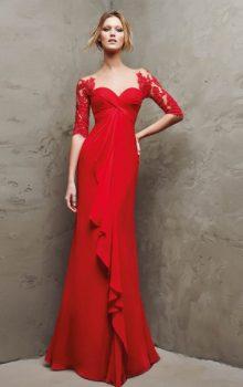 модные вечерние платья 2017 фото (20)