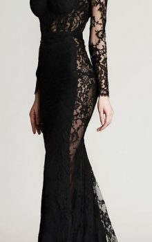 модные вечерние платья 2017 фото (22)