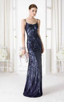 модные вечерние платья 2017 фото (24)