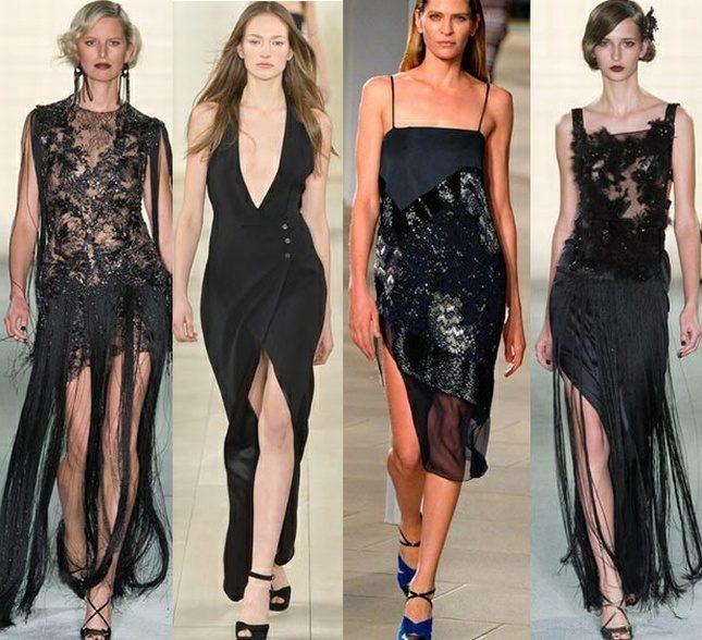 модные вечерние платья 2017 фото (32)