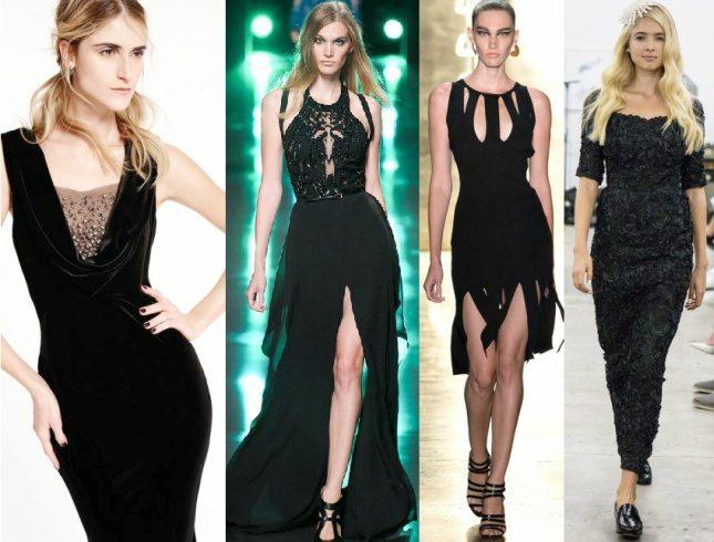 модные вечерние платья 2017 фото (33)