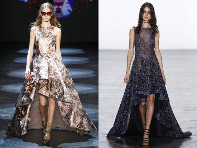 модные вечерние платья 2017 фото (36)